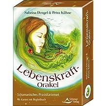 Lebenskraft-Orakel: Schamanisches Praxiskartenset - Kartenset, 46 Karten mit Begleitbuch