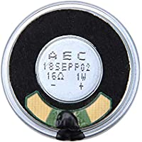 REFURBISHHOUSE 36 mm 16 Ohm 1 W Carcasa de Aluminio iman Interno Altavoz