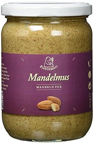 Eisblümerl Bio Mandelmus, 1er Pack (1 x 500 g)