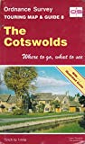 Touring Maps and Guides: Cotswold Sheet 8 (Touring Maps & Guides, Band 8)