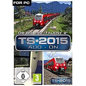 DB BR 442 'Talent 2' EMU Add-On [PC Steam Code]