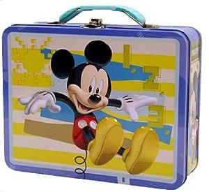 Disney Mickey Boîte à goûter métallique