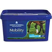 Introducing the Dodson and Horrell Mobility Joint Supplement from Dodson and Horrell.