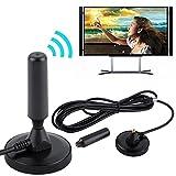 Neue Indoor-Gewinn 30dBi Digital DVB-T/FM-DVB-T/DVB-T Freeview Antenne PC für TV HDTV