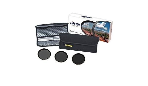 ND 0.6, 0.9, 1.2 + Wallet Tiffen 49mm Digital Neutral Density Filter Kit