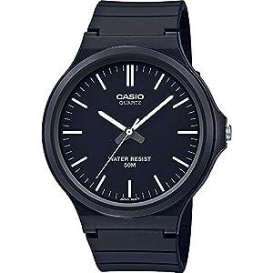 CASIO MW-240-1EVEF – Reloj Analógico Unisex Adultos, de Cuarzo con