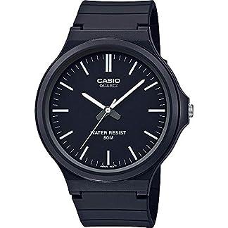 CASIO MW-240-1EVEF – Reloj Analógico Unisex Adultos, de Cuarzo con Correa en Resina