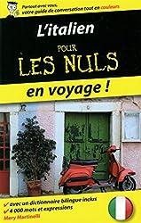 L'italien pour les Nuls en voyage, 2ème édition
