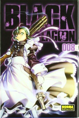 BLACK LAGOON 8 (CÓMIC MANGA)