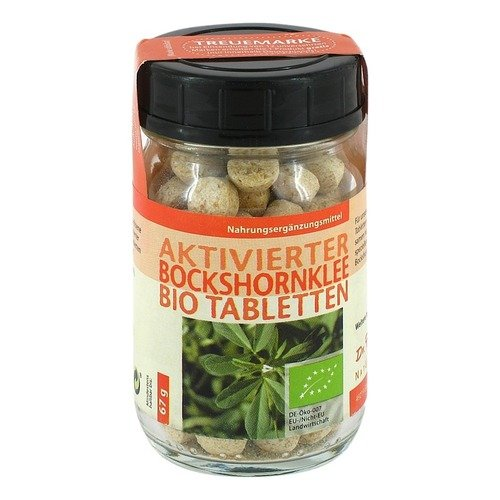 BOCKSHORNKLEE aktiviert Tabletten ca. 135 St Tabletten