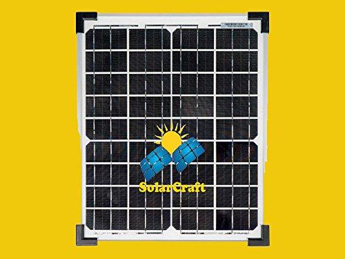 Solarpanel 2x 130Watt 12V polycristallins Photovoltaik PV Schilder