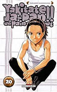 Yakitate !! Ja-pan Un pain c'est tout Edition simple Tome 20