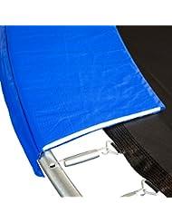 AWM Trampolin Randabdeckung PVC 350 mm Abdeckfläche UV Beständig Federkranz