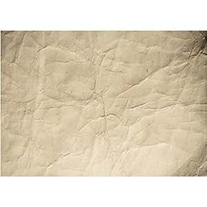 Paper concept papier kraft, a4 21x30 cm, froissé, 10 feuille