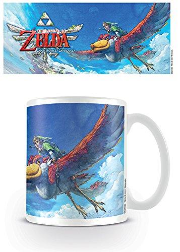 The Legend Of Zelda: Skyward Sword MG24486 Mug, Céramique, Multicolore, 11oz/315ml