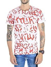 T-Shirt Eleven Paris – Badass multicolore taille: M (Medium)