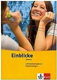 Einblicke Chemie. Lehrerband-CD-ROM 8.-10.Schuljahr. Ausgabe f�r Hessen: Mit Kopiervorlagen Bild