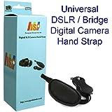 Galleria fotografica JSP in pelle cinturino da polso Hand Grip per DSLR/Bridge fotocamera Canon Sony Nikon Fuji fotocamere digitali