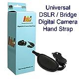 JSP Leder Handgelenk Gurt Hand Griff für DSLR/Bridge Kamera Canon Sony Nikon Fuji Digitalkameras
