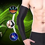 Generic White, L : Arm Sleeve Honeycomb Armband Elbow Support Basketball Protection Elbow Pad Brace Protector