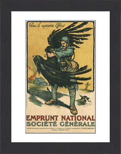 framed-print-of-wwi-national-loan-scheme-from-french-bank-societe-generale