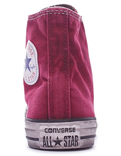 Converse Chuck Taylor Hi Canvas LIMITED EDITION mixte adulte, toile, sneaker high Maroon Smoke In