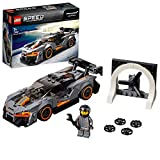 LEGO 75892 Speed Champions McLaren Senna Building Kit, Colourful
