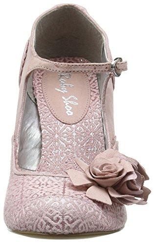 Ruby Shoo Emily, Escarpins femme Rose - Pink (Dusky Pink)