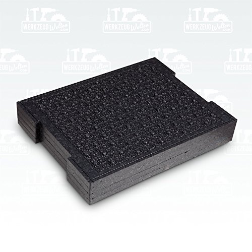 Bosch Sortimo Schnitteinlagen-Set EPP für L-Boxx 102 gebraucht kaufen  Wird an jeden Ort in Deutschland