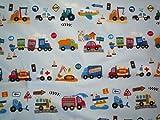 Ideenreich – Krabbel- und Spieldecke King Size, Autos, 150 x 180 cm - 4