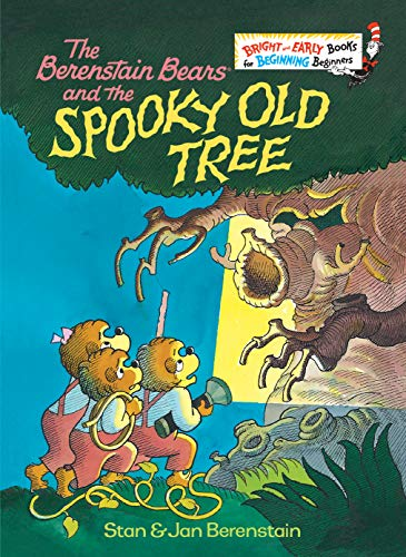The Berenstain Bears and the Spooky Old Tree (Bright & Early Books(R)) (English Edition)