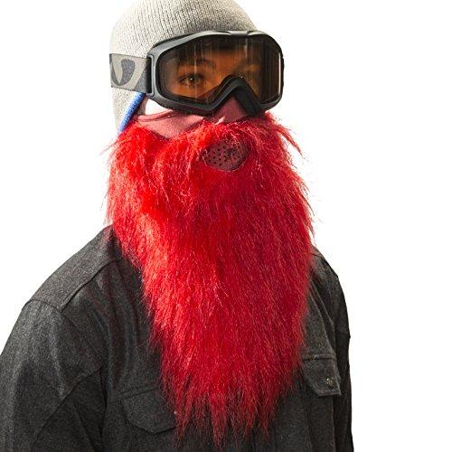 Beardski Skimaske, Damen Herren, rb-50003, Zeke, Einheitsgröße