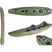 BIC Sport Trinidad - Canoa de Pesca rígida, Color Verde Talla:ND