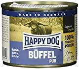 Happy Dog Fleisch Dosen Büffel Pur, 200 g