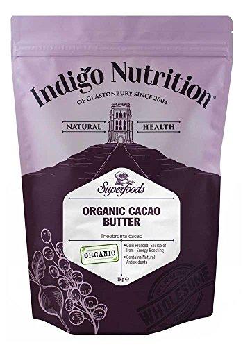 Cacao Butter - Kakaobutter Bio - 1kg