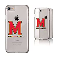 Maryland Terrapins Clear Case for The iPhone 6/6S/7/8 NCAA