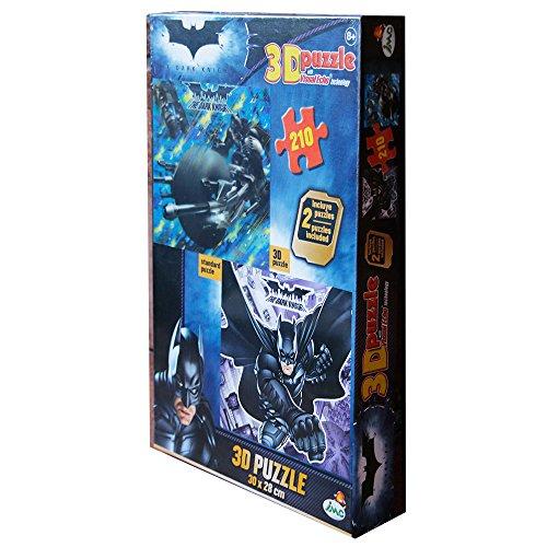 Batman - Puzzle 3D, 210 piezas (IMC 05894)