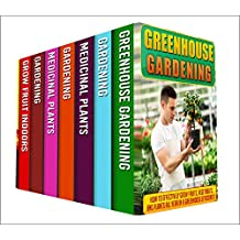 Container Gardening: Box Set : A Beginners Baby Step Guide To Learning About Herbs To Grow In Containers (English Edition)