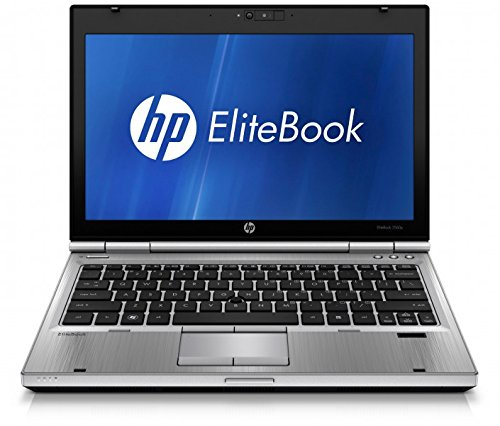 HP Elitebook 2560p Core i7 2,70 GHz, 4 GB RAM, 320 GB HDD, DVDRW, 12,5 Zoll HD Display, Aluminium Gehäuse (Hp-laptop-computer Refurbished)