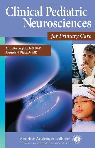 Clinical Pediatric Neurosciences for Primary Care (2009-06-30)