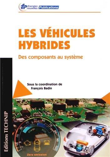 Vehicules Hybrides par François Badin