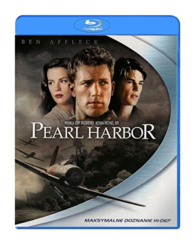 Pearl Harbor [Blu-Ray] [Region 2] (IMPORT) (Keine deutsche Version) (Harbor Ben Affleck Pearl)