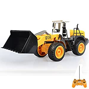 Double E RC Front End Wheel Loader
