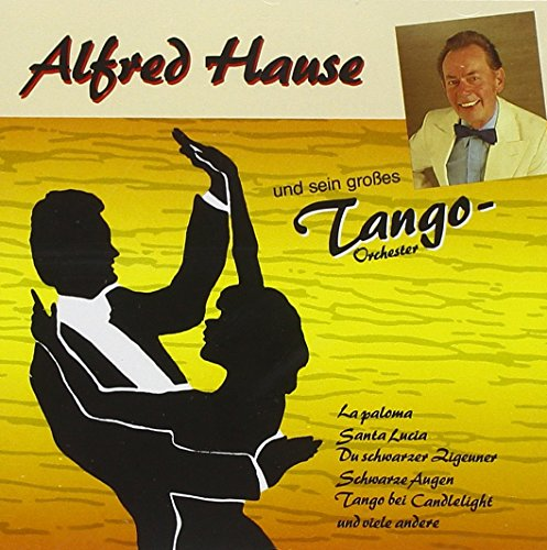 Alfred Hause und sein grosses Tango-Orchester [Import allemand]