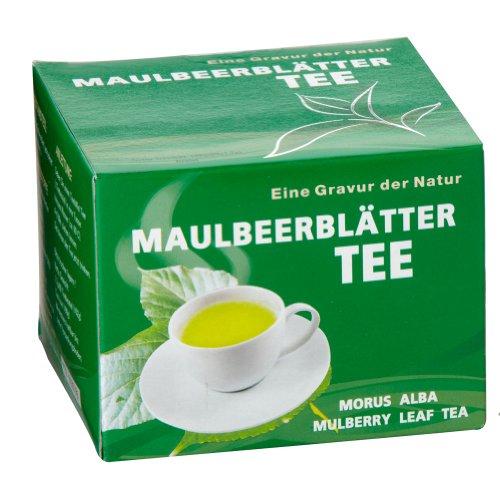 Leder Tee (Maulbeerblaetter Tee 60 Teebeutel 102g)