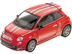 Mondo Motors - 51147 - Véhicule Miniature -  Fiat 695 Abarth Tributo Ferrari  -  Echelle 1/24