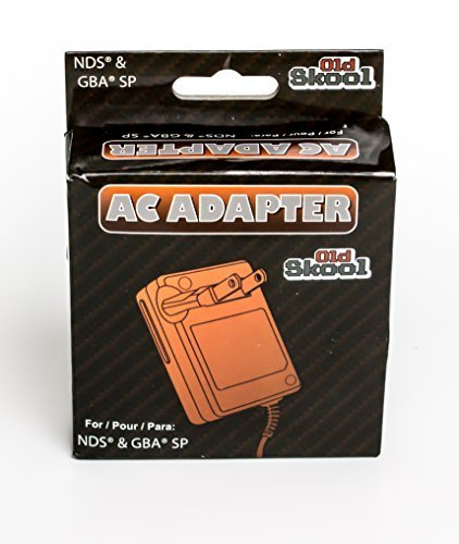 Old Skool AC Adapter for Nintendo DS and Game Boy Advance SP by Old Skool