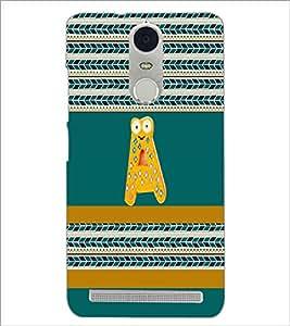 PrintDhaba GRANDbet A D-4325 Back Case Cover for LENOVO K5 NOTE (Multi-Coloured)