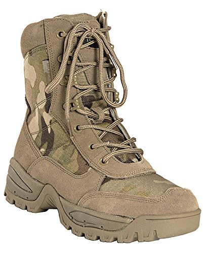 Tactical Boot Zipper multicam Gr.44/ UK10