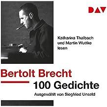 100 Gedichte. Ausgewählt von Siegfried Unseld: Lesung mit Katharina Thalbach und Sylvester Groth (3 CDs)